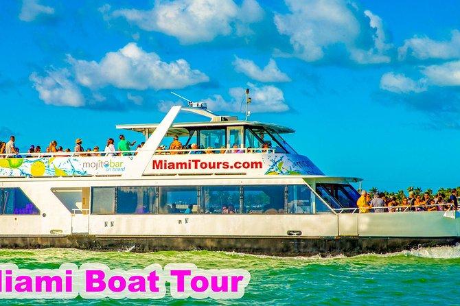 Excursão combo em Miami: Excursão pela cidade, cruzeiro na baía Biscayne e passeio de aerobarco em Everglades, Miami, FL, ESTADOS UNIDOS