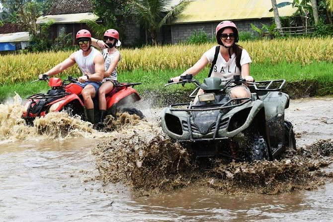 Exploring the Bali nature will be more fun by riding an ATV.  Thus, you have a chance to join our Bali ATV Ride or Quad Biking to get this experience. You feel a different sensation of a holiday in Bali. The route is also really challenging where you will pass through the Bali <br><br>forest, village, rice field, river also our track passes waterfall, tunnel, fun up and down train to high hill and fun action. this is the best of track quad bike in Bali This can be your unforgettable experience during your holiday in Bali because it is only available on our Bali tour package.