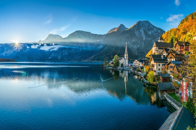 Salzkammergut and Hallstatt Private Full-Day Tour from Salzburg, Salzburgo, AUSTRIA