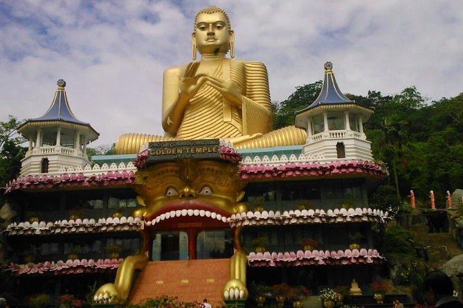 A Full-day Sigiriya and Dambulla Private Tour., Sigiriya, SRI LANKA