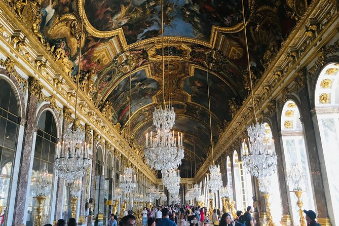 Versailles Palace & Giverny Private Guided Tour with Lunch - Priority Access, ,