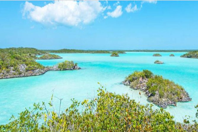 Everybody gushes over Grace Bay (rightfully so), but Providenciales has so much more to offer. Take a kayak tour of Chalk Sound, located in Sapodilla Bay. The south side of the island has it's own beauty and glamour.