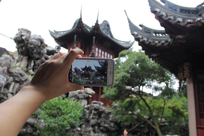 MÁS FOTOS, 4-Hour Private Photography Tour of Shanghai