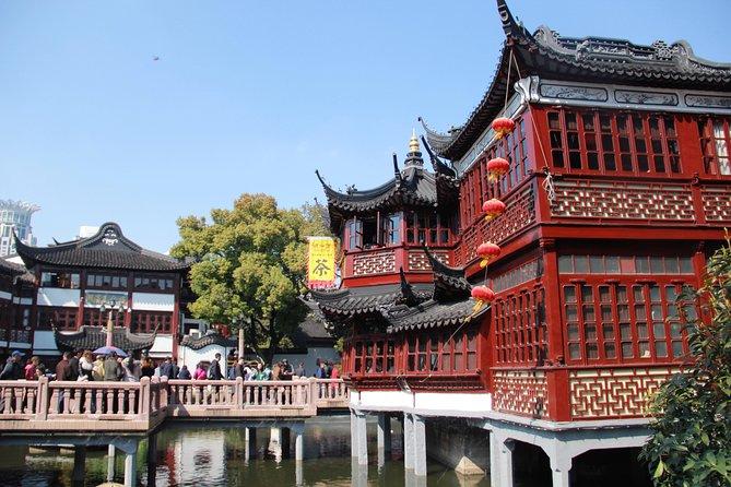 MÁS FOTOS, All-inclusive Customized Shanghai Layover Tour