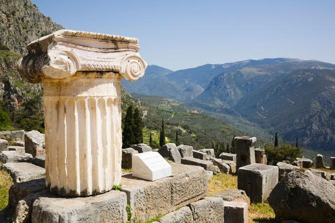 Step back in time on this 4-day Classical Greece tour from Athens, seeing all the top attractions that date back to this fascinating era. With overnight accommodation included and an expert guide to accompany you, the tour highlights the country's most intriguing archeological sites – four of which are listed as UNESCO World Heritage Sites. Explore Epidaurus, Mycenae, Olympia and Delphi, and visit 11th-century monasteries perched on the rock towers of Meteora.