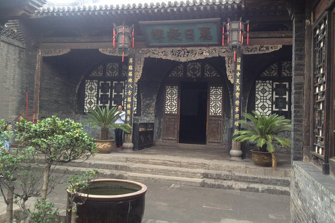 One Day Private Tour to Jinci Temple and Pingyao from Taiyuan, Taiyuan, CHINA