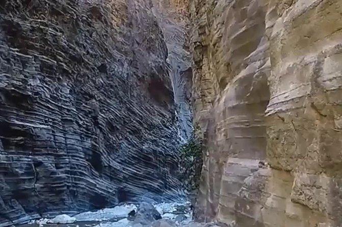 Walk through Samaria Gorge, ,