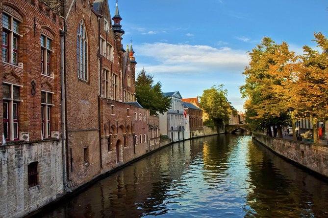 Bruges Independent Day Trip with Optional Audio Guide from Paris, Paris, FRANCE