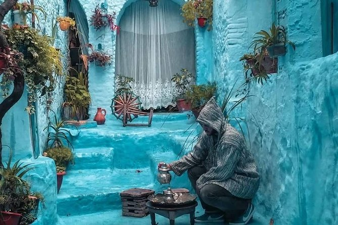 Day Trip from Fes to Chefchaouen, Fez, MARROCOS