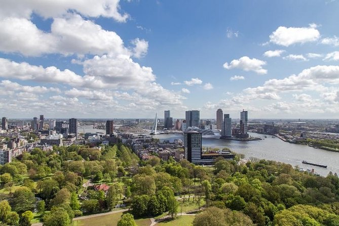 Euromast Lookout Tower: Enjoy a Spectacular 360 View of Rotterdam, Rotterdam, HOLLAND