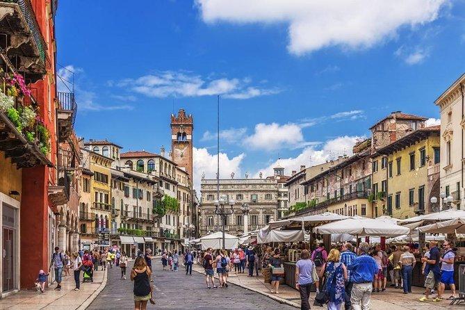 Escapada de un día a Verona y al lago de Garda desde Milán, Milan, ITALIA