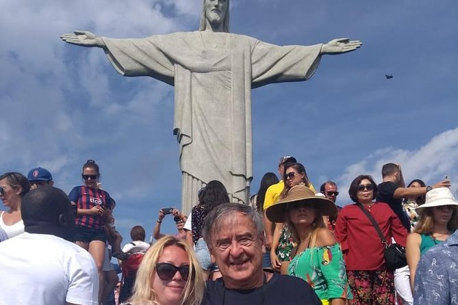 Private excursion to the Sugar Loaf and the Christ the Redeemer, Rio de Janeiro, BRAZIL