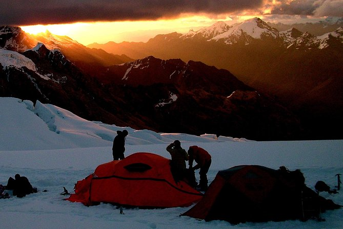 Most Beautiful Mountain In The World: Climbing Alpamayo (8 days), Huaraz, PERU