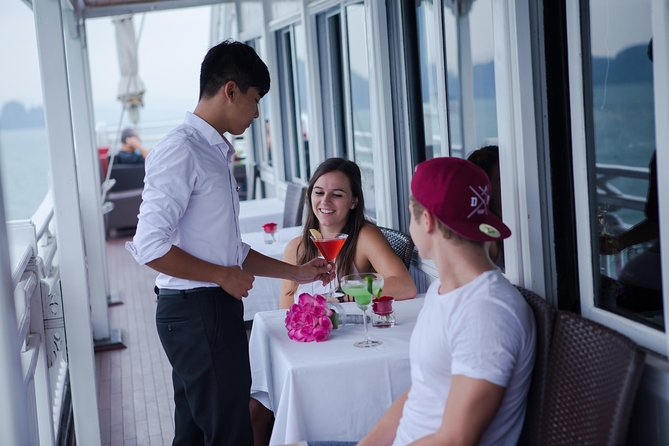 2-Day Halong Bay Syrena Cruise- Included Round Trip Shuttle Bus, Halong Bay, VIETNAM