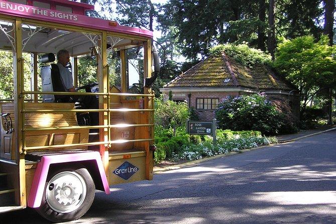 Portland Combo: tranvía turístico de paradas libres y excursión a la Garganta del río Columbia., Portland, OR, ESTADOS UNIDOS