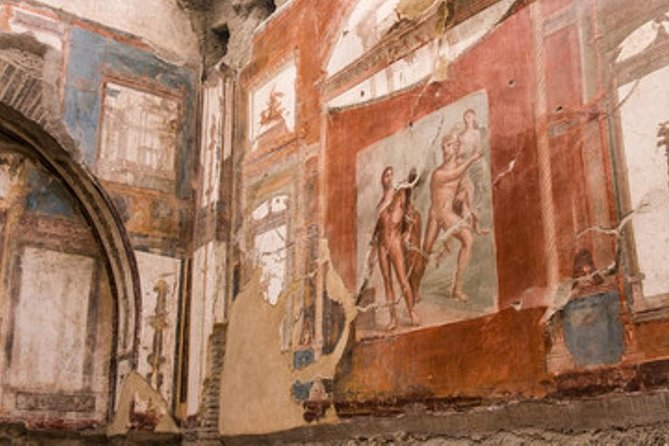 Tour of Pompeii & Amalfi Coast with Skip the Line & Pick Up from Salerno Port, Salerno, ITALIA