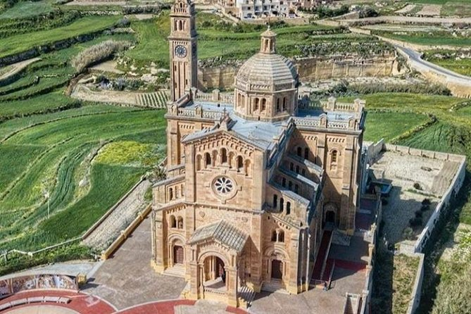 Visit Malta sister island Gozo. An island in favor of tranquil. Hotel pickup and drop off, up to 4persons, private 8hour or 10hour day tour, complimentary water for passengers.