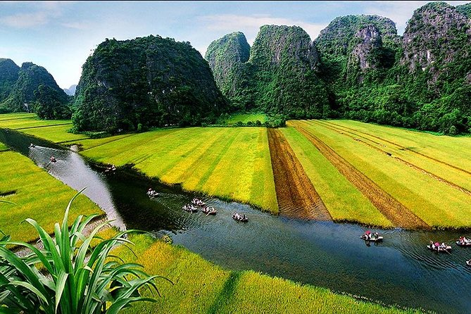 MORE PHOTOS, Hoa Lu Tam Coc full day tour from Hanoi