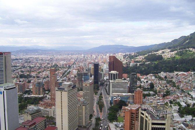 Private Bogotá El Dorado Airport - Bogotá City Round-Trip Transfer, Bogota, COLOMBIA