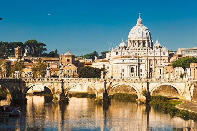 Visit the most iconic sites of Rome at your own pace with a private driver at your disposal!<br><br>This is the best service for first time visitors but also for experienced lovers of the Eternal City, as it is highly customizable.<br><br>We will arrange pickup and drop-off at your desired location and customize the service in order to meet your preferences.<br><br>We have designed this tour in order for you to see and learn as much as possible in one day: you will visit the main spots of the area such as<br>* The Vatican and St. Peter's Basilica<br>* The Colosseum<br>* The Roman Forum<br>* Trevi Fountain<br>* Piazza Navona and the Spanish steps.<br><br>Should you wish instead to discover a lesser known side of the town, our local drivers will be more than happy to arrange a custom service for you and guide you to the hidden gems of the Capital.<br><br>At the end of this full day experience your driver will take you back to your accommodation.<br><br>We reserve the right to change the order in which we visit the sites.<br>