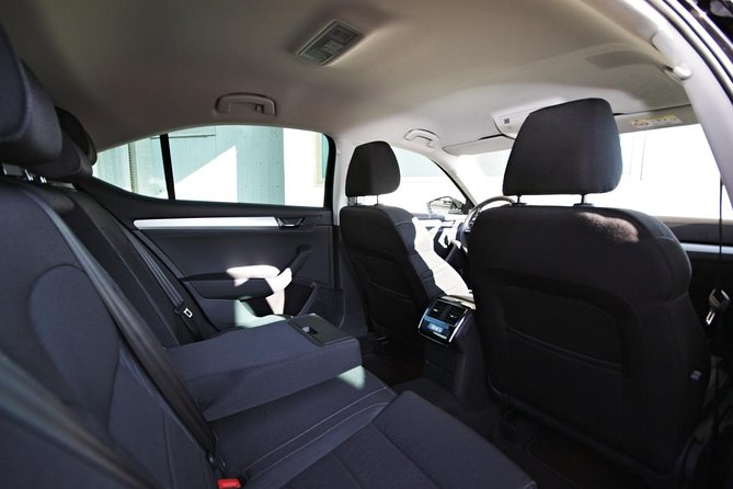 From Prague to Passau Private Transfer by Limousine, Passau, GERMANY