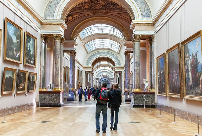 Skip the Line Louvre Museum Must-See Guided Tour, Paris, FRANCIA