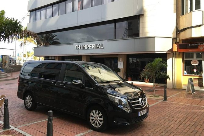 Transfer Service from/to the Airport of Gran Canaria 5-8 people, Gran Canaria, ESPAÑA