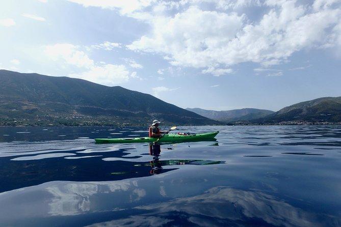 Sea Kayak Epidavros - Ancient Sunken City Tour, Corinto, Greece