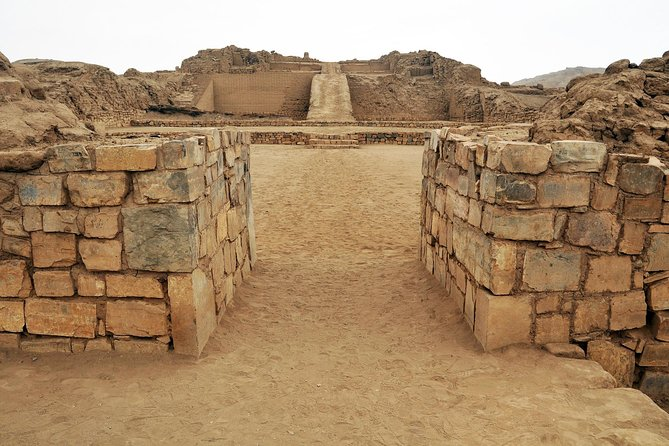 Temple of Pachacamac Half-Day Tour from Lima, Lima, PERU
