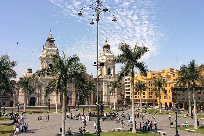 City Sightseeing tour de ônibus pela cidade de Lima, Lima, PERU