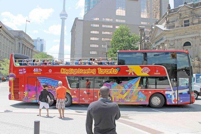 MÁS FOTOS, Excursión en autobús con paradas libres por la ciudad de Toronto