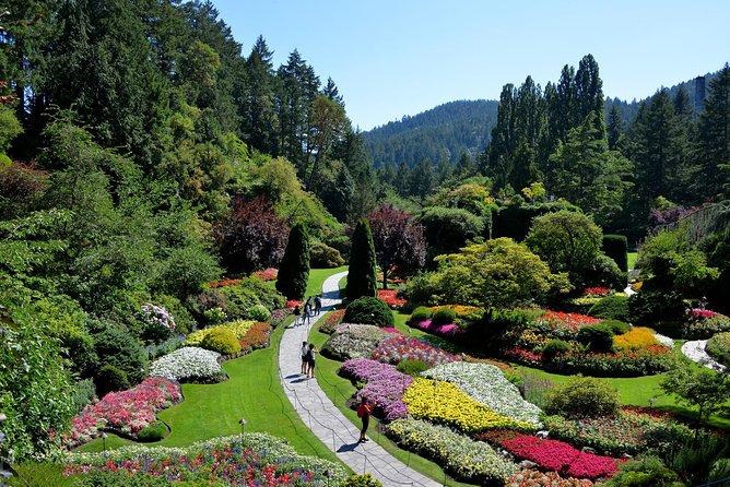 Excursión de Vancouver a Victoria y a los Jardines Butchart, Vancouver, CANADA