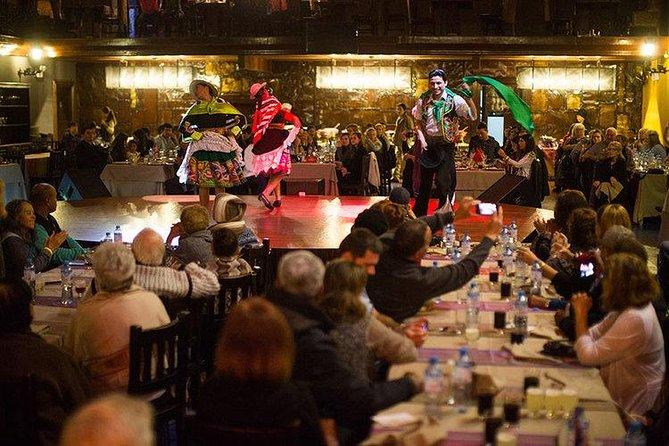 Jantar Buffet Show no Restaurante La Dama Juana, Lima, PERU