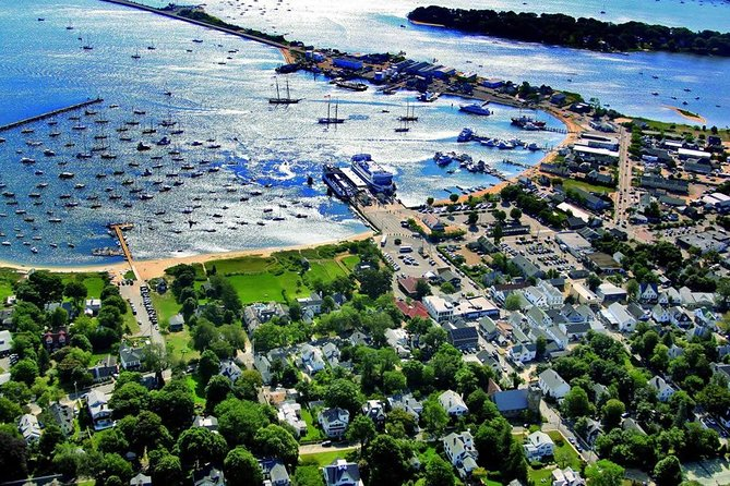 "Enjoy a Martha's Vineyard full Island  tour, structured for travelers aged 12 and older on this small group tour. <br><br>This tour leaves from Vineyard Haven, in front of the Steamship Authority - 1 Water Street ( pick-up by the Information Booth - look for driver with sign ""MV Tours and Transport"" <br><br>Our knowledgeable and well versed drivers are here to make your Vineyard experience the best.The Martha's Vineyard Full Island Tour will introduce you to our 100 Square mile island by giving you the history both past and present of our 6 unique towns<br><br>Our fleet is fully insured and we are a State of Massachusetts Department of Public Utilities registered entity. Our local drivers provide an immersive and fully narrated experience of our diverse and  historical New England island."