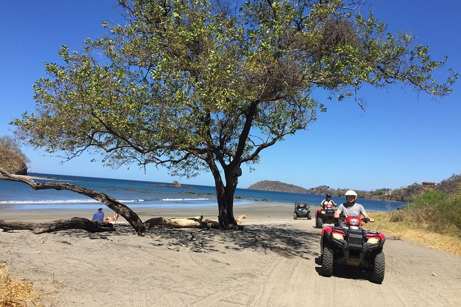 Beach-mountain & Sloth Refuge Atv Tour, ,