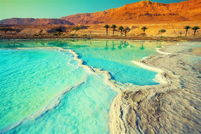 private tour Dead sea swim & lunch from Aqaba, Madaba, JORDANIA