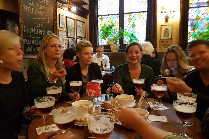 MAIS FOTOS, Antwerp Beer Tour - Small Groups - 6 Local Beers - Local Guide
