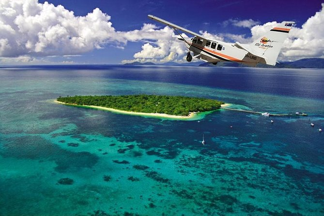 Green Island Fly and Cruise combo from Cairns, Cairns y el Norte Tropical, AUSTRALIA