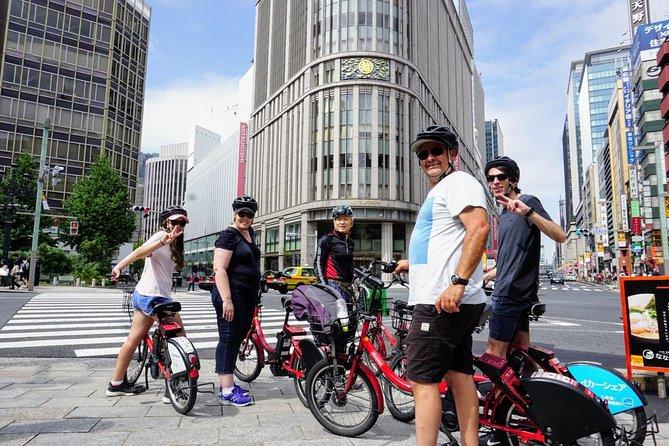 MÁS FOTOS, Enjoy local Tokyo E-bike tour, 3 hours of ride starts near Tokyo Station