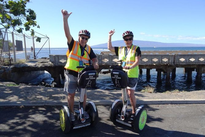 Maui Segway PT Guided Tours in Lahaina, Maui, HI, ESTADOS UNIDOS