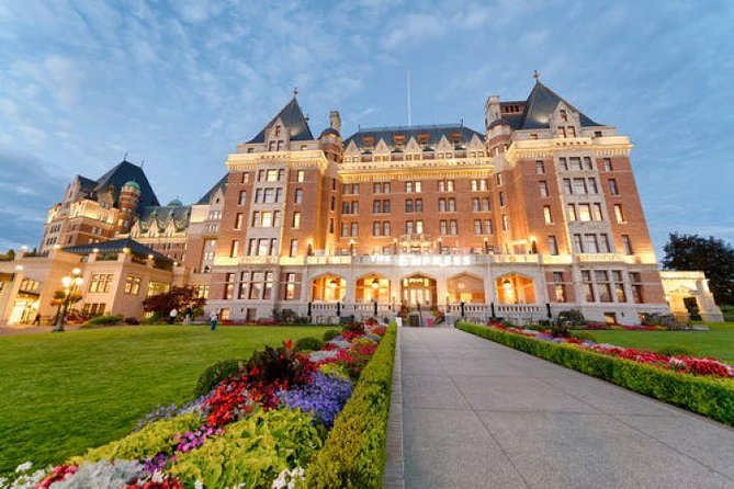Victoria sightseeing with Butchart Gardens and Whale watching, Victoria, CANADA