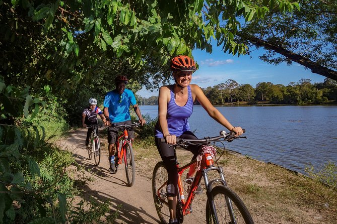 Excursión en bicicleta por Angkor al amanecer Discovery, Siem Reap, CAMBOYA