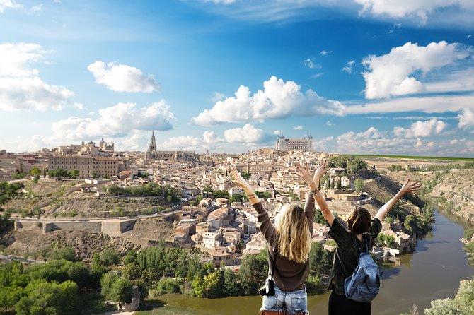 Visita turística a Toledo con tren turístico desde Madrid, Madrid, ESPAÑA