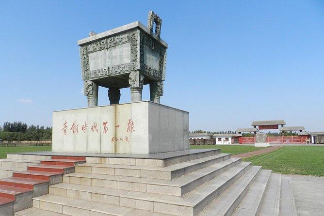 MÁS FOTOS, Private Day Trip to Yin Dynasty Ruins from Zhengzhou