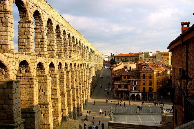 Day Trip to Segovia and Avila and Enjoy a Free Madrid City Tour, Segovia, Espanha