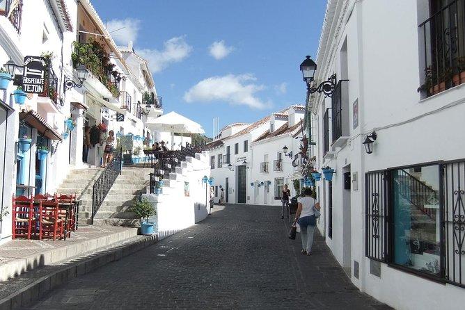 Excursión privada de un día al pueblo de Mijas, Malaga, ESPAÑA