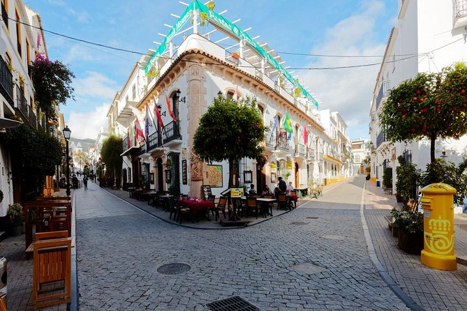 Private City Tour of Marbella and Puerto Banús with Hotel Pick-up, Marbella, ESPAÑA