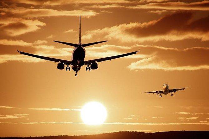 Traslado compartido a la llegada: del aeropuerto de Rodas o puerto de cruceros al hotel, Rhodes, GRECIA
