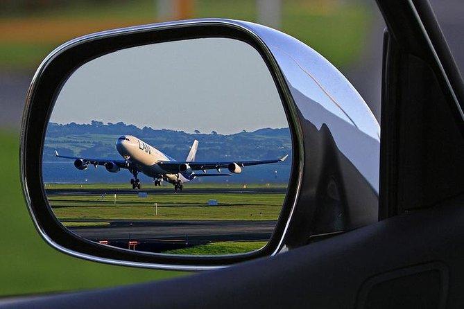 Traslado compartido para salidas: del hotel de Rodas al aeropuerto o al puerto de cruceros, Rhodes, GRECIA