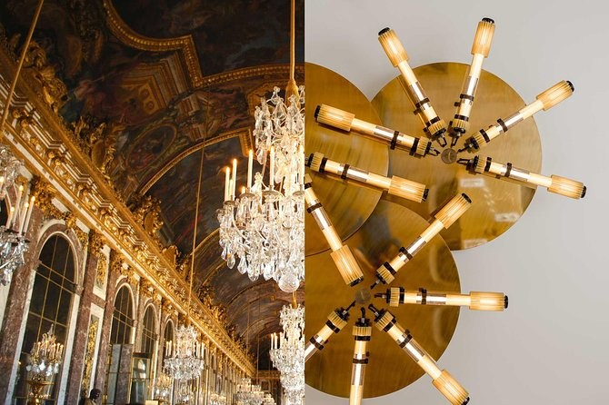 Skip the Line Versailles Palace Entrance Ticket and Breakfast at Restaurant ORE, Versalles, FRANCIA